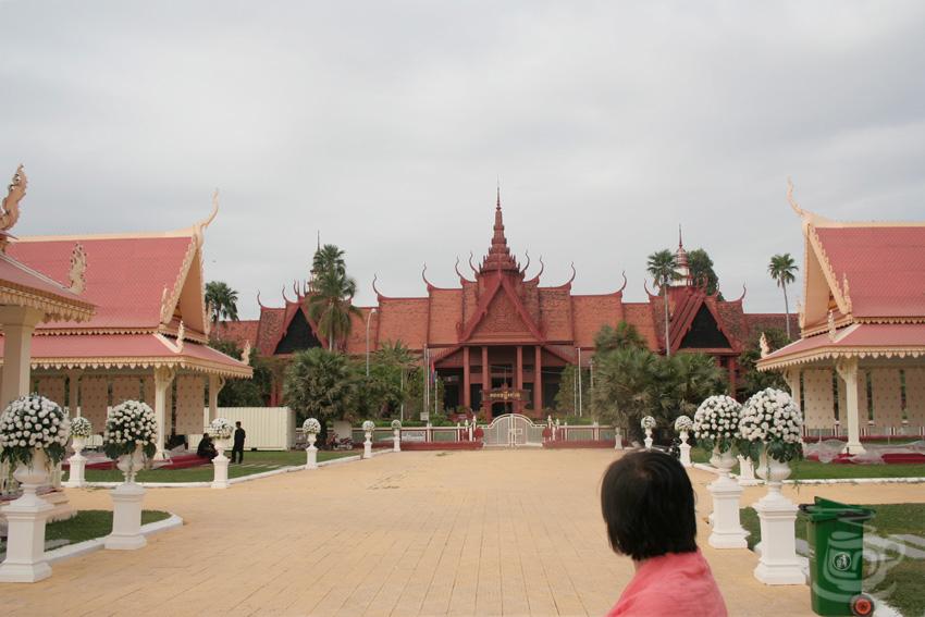 Пномпень, Национальный музей, 2013
