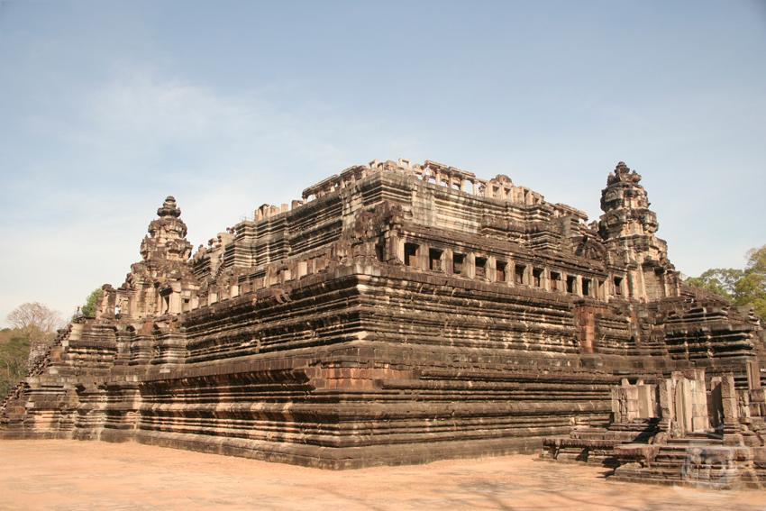 Камбоджа, Ангкор, Бапуон, 2013