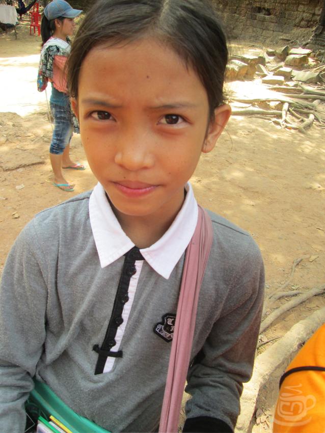 Камбоджа, Ангкор, 2013