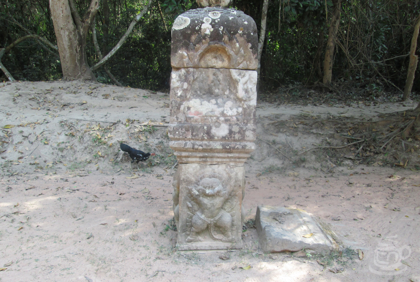 Камбоджа, Ангкор, Преа Кан, 2013