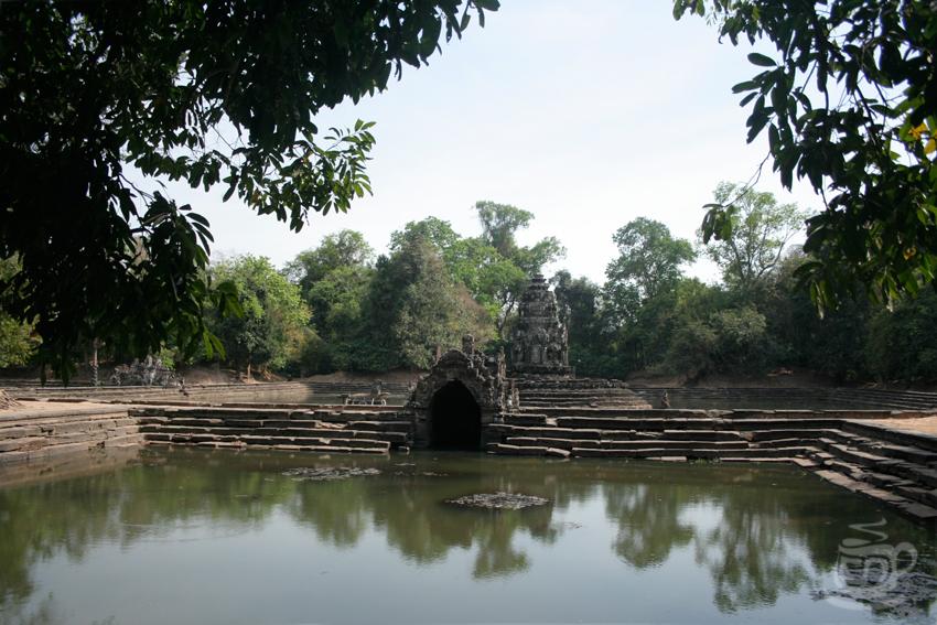 Камбоджа, Ангкор, Ник Пин, 2013