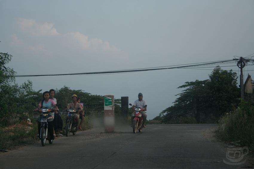 Камбоджа, Сиануквиль, 2013