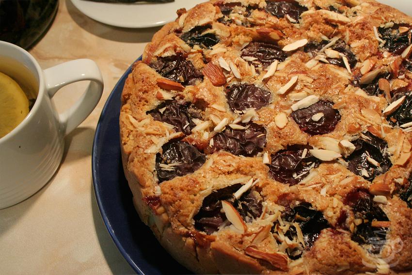 Сливовый пирог от Джейми Оливера, 2013