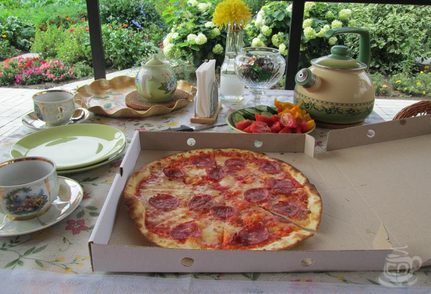 Пицца, 2013