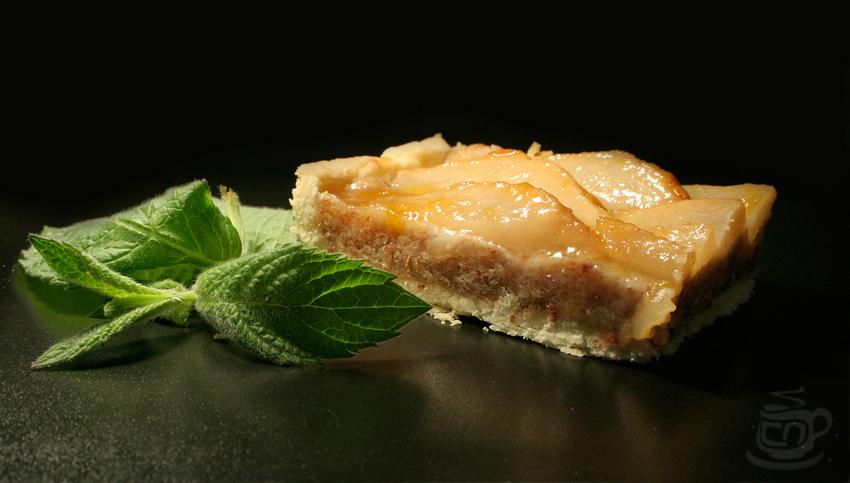 Магрибский пирог с грушей, 2013