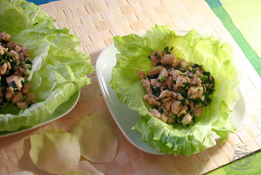 Лодочки из курицы по-тайски, 2012