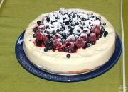 Торт-мусс с ягодами, 2012
