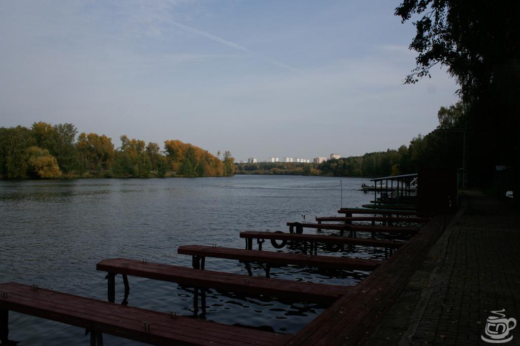 Москва-река, 2014