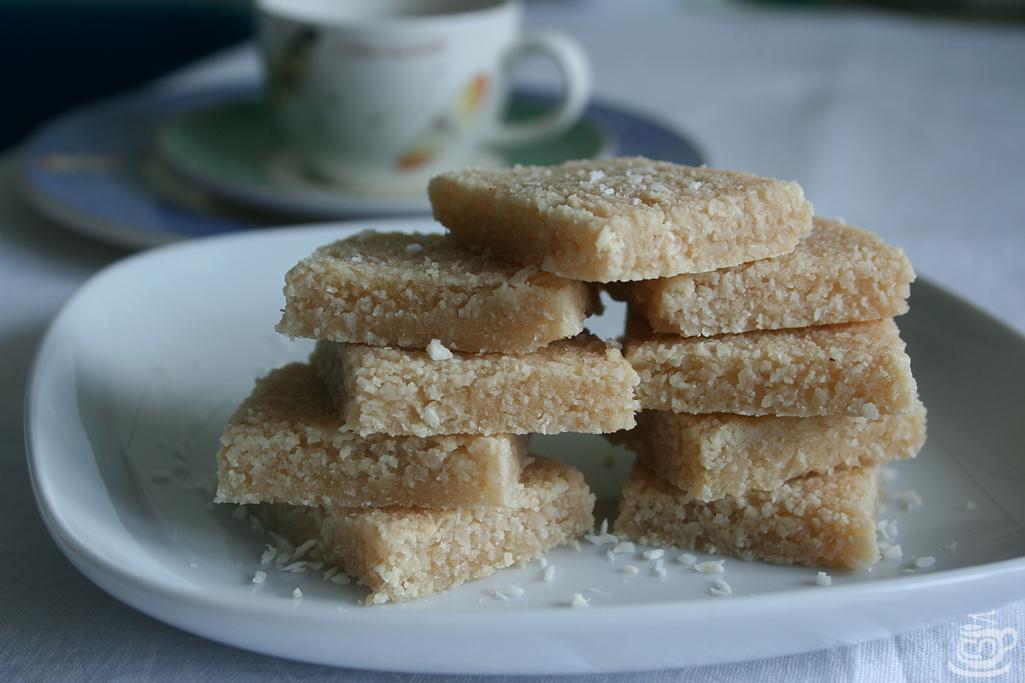 Кокосово-ореховое печенье, 2016